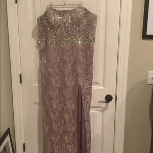 Sparkly Formal Gown 3X 24 26